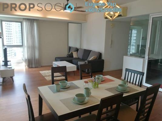 Serviced Residence For Sale in i-Zen Kiara I, Mont Kiara Freehold Fully Furnished 3R/3B 950k