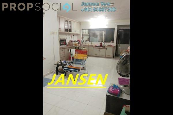 Apartment For Sale in Desa Permai Indah, Sungai Dua Freehold Semi Furnished 2R/1B 180k