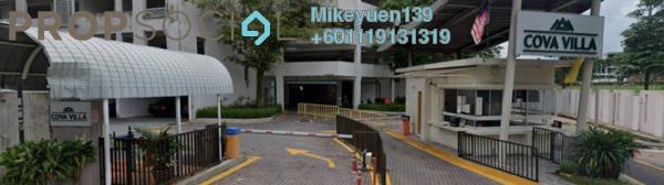 Condominium For Rent in Cova Villa, Kota Damansara Freehold Fully Furnished 3R/2B 1.6k