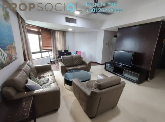 Serviced Residence For Sale in i-Zen Kiara II, Mont Kiara Freehold Fully Furnished 4R/4B 1.1m