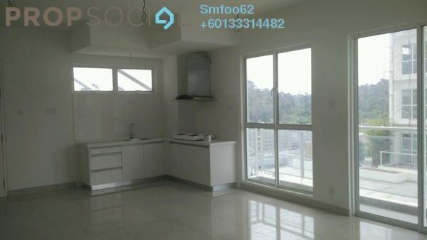 Condominium For Rent in Duet Residence, Bandar Kinrara Freehold Semi Furnished 3R/2B 1.6k