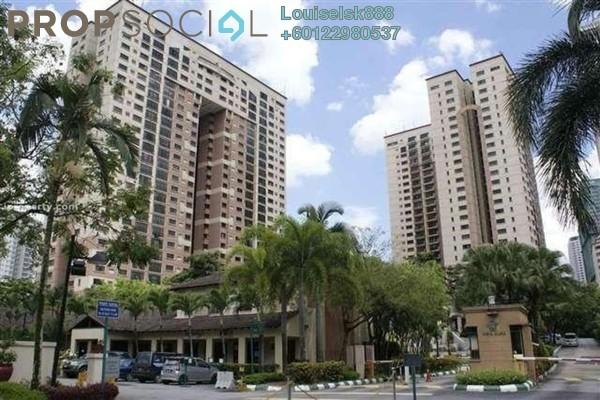 Condominium For Sale in Vista Kiara, Mont Kiara Freehold Semi Furnished 5R/4B 900k