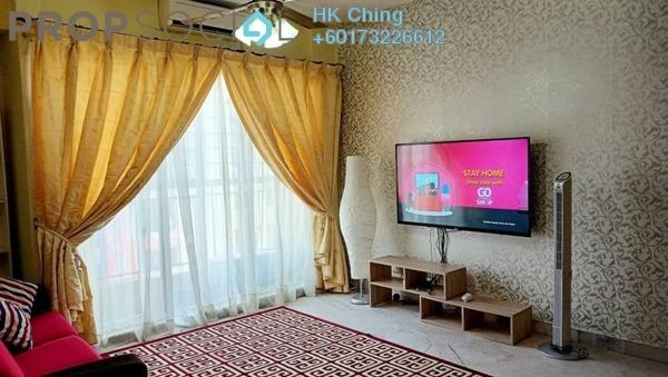 Apartment For Rent in Vista Lavender, Bandar Kinrara Freehold Fully Furnished 3R/2B 1k