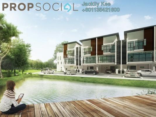 Superlink For Sale in Park Residency, Cheras South Freehold Unfurnished 4R/3B 925k