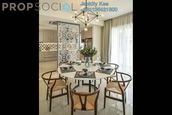 Superlink For Sale in Park Residency, Cheras South Freehold Unfurnished 4R/4B 975k