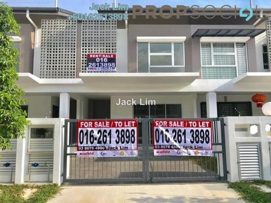 Link For Sale in Penduline, Bandar Rimbayu Freehold Unfurnished 4R/3B 750k
