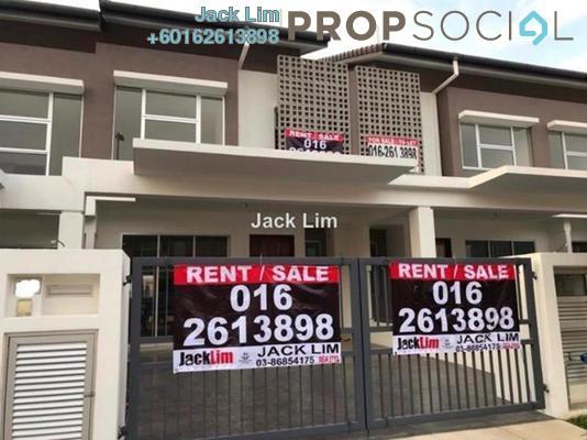 Link For Rent in Penduline, Bandar Rimbayu Freehold Unfurnished 4R/3B 1.4k