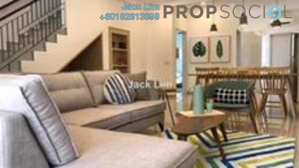 Superlink For Sale in Livia, Bandar Rimbayu Leasehold Unfurnished 3R/3B 598k