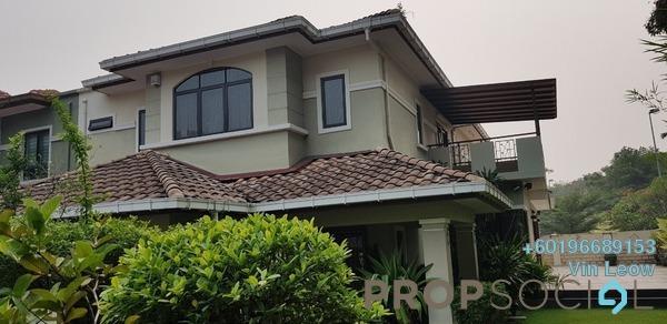 Semi-Detached For Sale in Sierra Damansara, Kota Damansara Leasehold Semi Furnished 3R/3B 2.85m