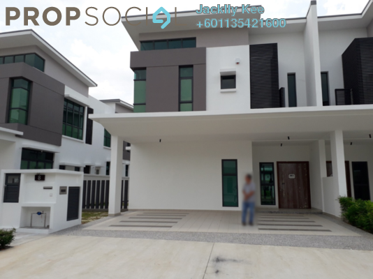 Semi-Detached For Sale in Sejati Residences, Cyberjaya Freehold Fully Furnished 6R/6B 2.2m