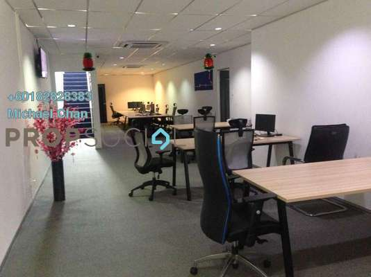 Office For Rent in IOI Boulevard, Bandar Puchong Jaya Freehold Semi Furnished 0R/0B 8.7k