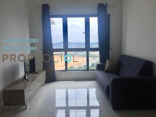 Serviced Residence For Rent in The Link 2 @ Bukit Jalil, Bukit Jalil Freehold Fully Furnished 62R/1B 2k