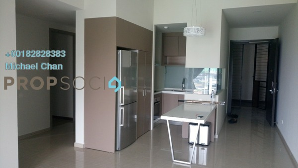Serviced Residence For Sale in Twin Arkz, Bukit Jalil Freehold Semi Furnished 2R/2B 1m