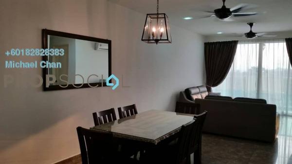 Condominium For Rent in Subang Parkhomes, Subang Jaya Freehold Fully Furnished 4R/3B 3k
