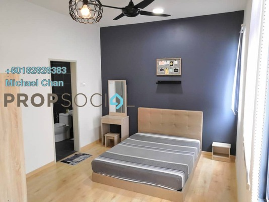 Serviced Residence For Rent in Parkhill Residence, Bukit Jalil Freehold Fully Furnished 3R/2B 2.6k
