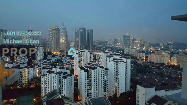 Serviced Residence For Rent in KL Gateway, Bangsar South Freehold Fully Furnished 2R/2B 3k