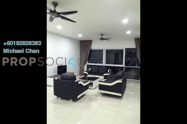 Condominium For Rent in Seringin Residences, Kuchai Lama Freehold Fully Furnished 2R/2B 3.4k