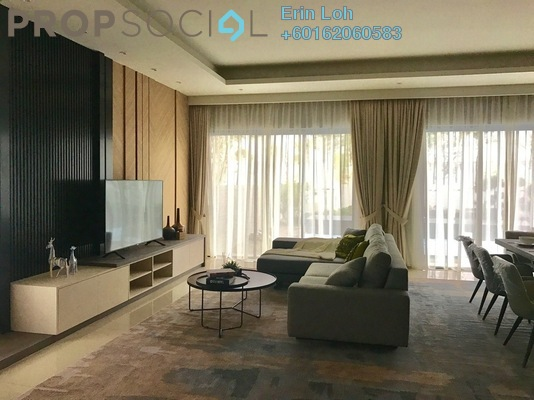 Semi-Detached For Sale in Dalia Residences, Tropicana Aman Freehold Unfurnished 4R/4B 1.56m