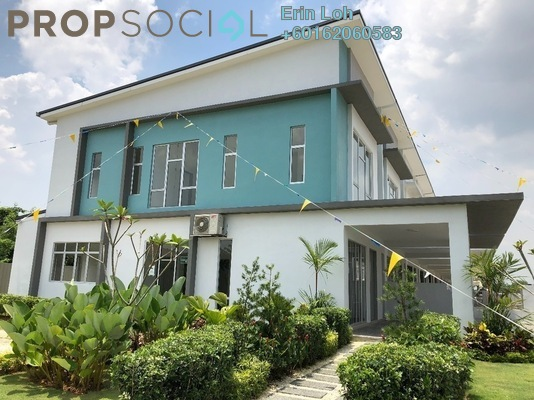 Terrace For Sale in Taman Impian Sutera 3, Shah Alam Freehold Unfurnished 4R/4B 578k