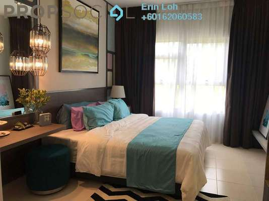 Condominium For Sale in Aman 1, Tropicana Aman Leasehold Unfurnished 3R/2B 338k