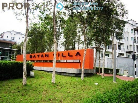 Townhouse For Sale in Bayan Villa, Seri Kembangan Freehold Unfurnished 4R/3B 346k