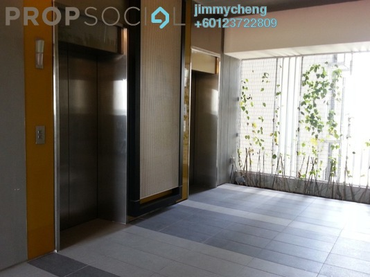 Condominium For Rent in The Wharf, Puchong Freehold Semi Furnished 2R/2B 1k