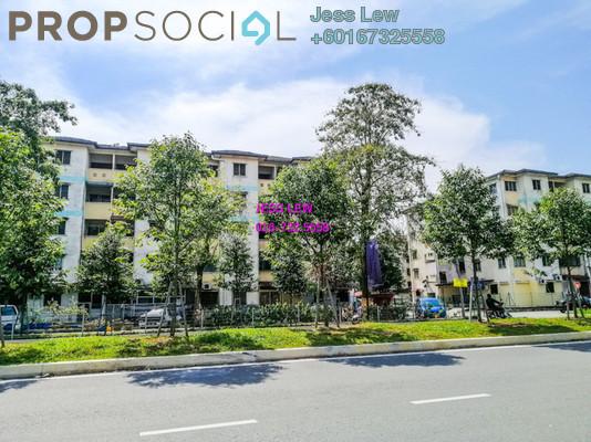 Apartment For Sale in Pangsapuri BBK, Kundang Freehold Unfurnished 3R/1B 135k