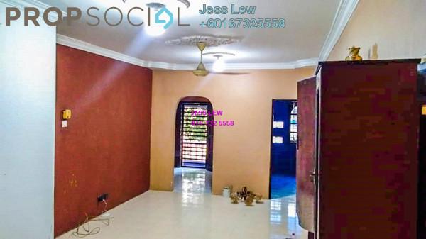 Apartment For Sale in Pangsapuri BBK, Kundang Freehold Semi Furnished 3R/1B 150k