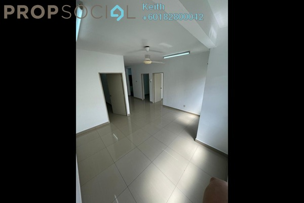 Apartment For Rent in Laman Damai, Kepong Freehold Semi Furnished 3R/2B 800translationmissing:en.pricing.unit
