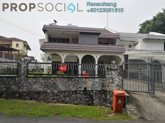 Semi-Detached For Sale in Section 17, Petaling Jaya Freehold Fully Furnished 5R/3B 3m