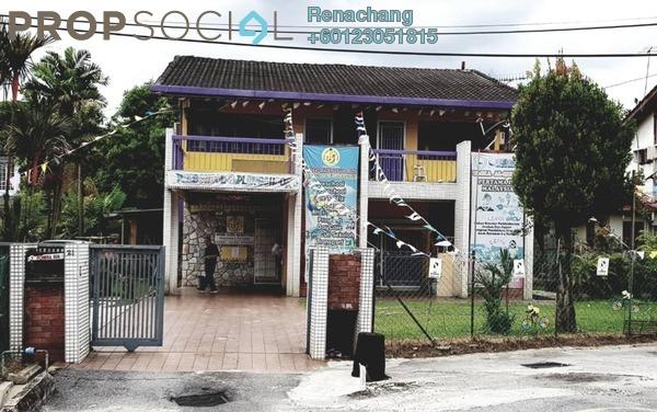 Bungalow For Sale in Taman Ampang Jaya, Ampang Jaya Freehold Unfurnished 7R/3B 2m