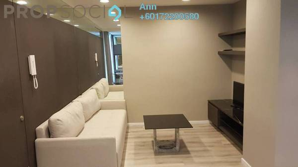 Condominium For Rent in VERVE Suites, Old Klang Road Freehold Fully Furnished 1R/1B 2k