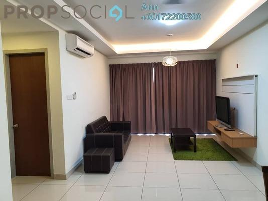 Condominium For Rent in Lido Residency, Bandar Sri Permaisuri Freehold Fully Furnished 3R/2B 2.9k