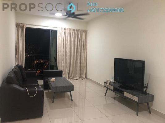 Condominium For Rent in Lido Residency, Bandar Sri Permaisuri Freehold Fully Furnished 2R/2B 2.3k