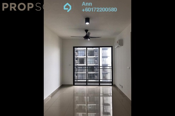 Condominium For Rent in The Nest Residences, Old Klang Road Freehold Semi Furnished 2R/2B 1.6k