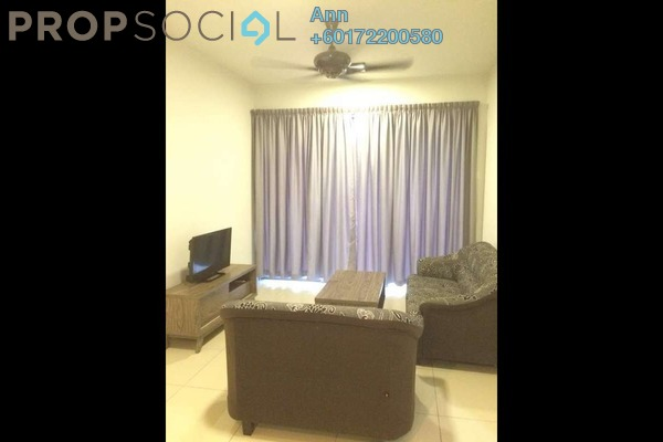 Condominium For Rent in Maxim Residences, Cheras Freehold Fully Furnished 3R/2B 2.1k