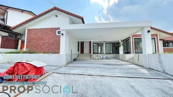 Bungalow For Sale in Casa Damansara 1, Petaling Jaya Freehold Semi Furnished 5R/4B 2.9m