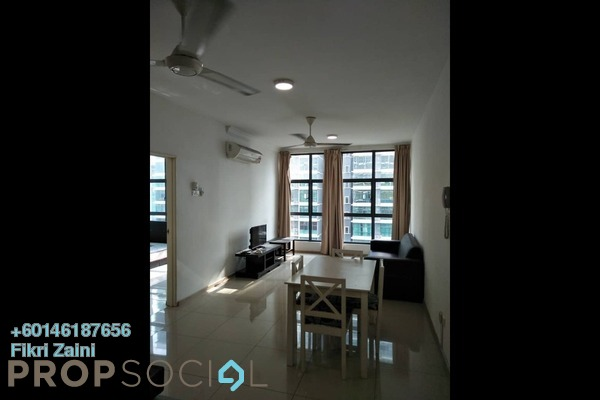 Apartment For Sale in Vista Alam, Shah Alam Freehold Semi Furnished 2R/2B 400k