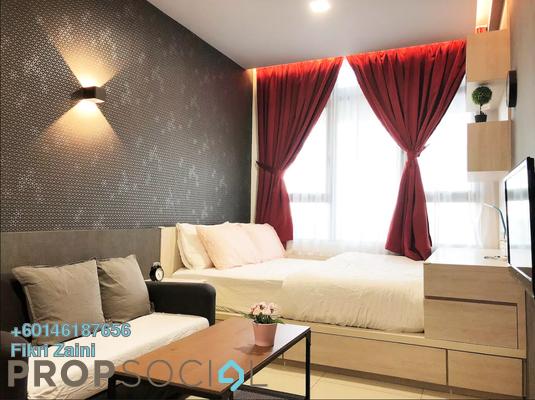 SoHo/Studio For Sale in Centrestage, Petaling Jaya Freehold Fully Furnished 0R/1B 376k