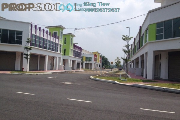 Shop For Rent in Saujana Puchong, Puchong Freehold Unfurnished 0R/4B 2.8k