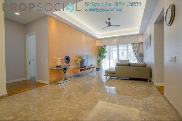 Condominium For Rent in Kiaramas Danai, Mont Kiara Freehold Fully Furnished 3R/3B 7k