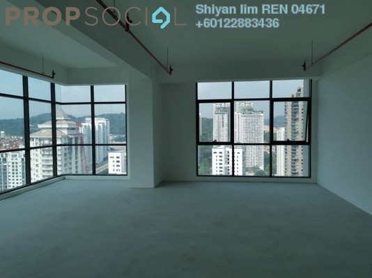 Condominium For Rent in Kiara 163, Mont Kiara Freehold Unfurnished 0R/1B 2.5k