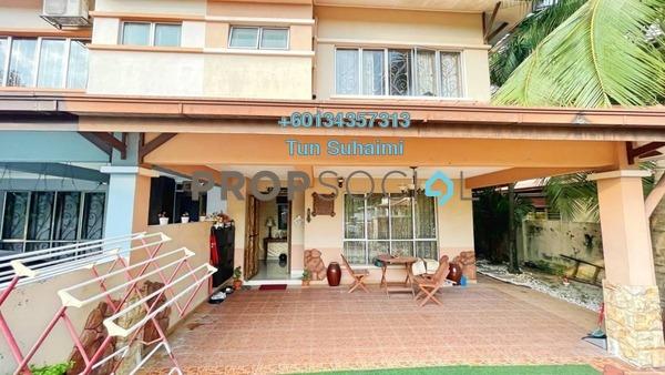 排屋 单位出售于 Dataran Pandan Prima, Pandan Indah Freehold Unfurnished 5R/4B 1.5百万