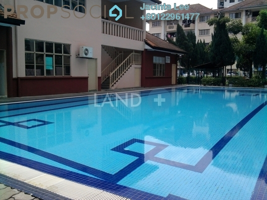 Apartment For Sale in Kayangan Apartment, Bandar Sunway Freehold Unfurnished 3R/2B 279k