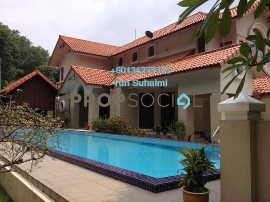 Bungalow For Rent in Mutiara Homes, Mutiara Damansara Freehold Semi Furnished 6R/6B 12k