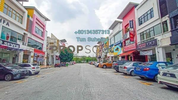 Shop For Rent in Section 7, Shah Alam Freehold Unfurnished 0R/0B 22k