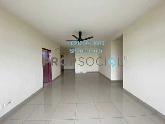 Apartment For Rent in Precinct 8, Putrajaya Freehold Unfurnished 4R/3B 1.3k