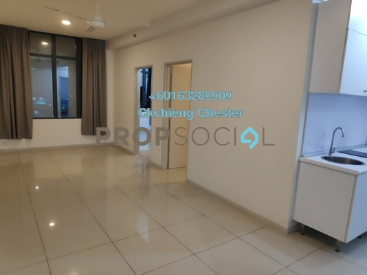 Serviced Residence For Rent in Centrestage, Petaling Jaya Freehold Semi Furnished 3R/2B 1.8k