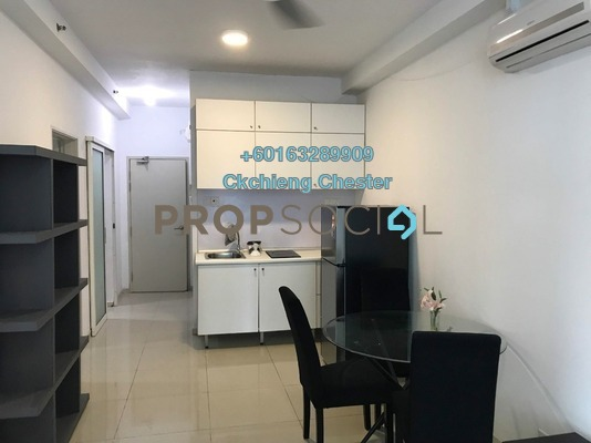 Condominium For Sale in Centrestage, Petaling Jaya Freehold Fully Furnished 2R/2B 398k
