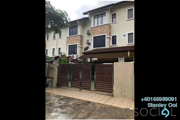 Terrace For Sale in Puchong Hartamas, Puchong Freehold Fully Furnished 5R/4B 1.15m